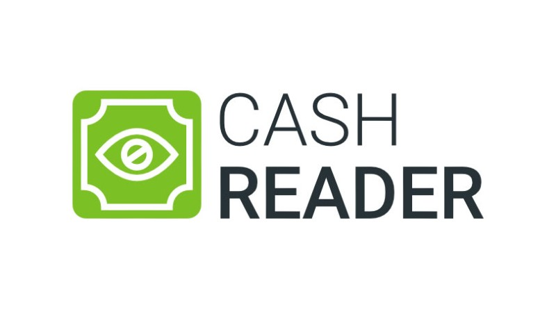 Cash Reader logo